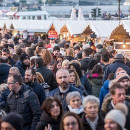 Alberghi, un Natale record: +8%  «La folla non porta solo disagi»
