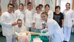 Como, il camice bianco piace: nuovo liceo biomedico