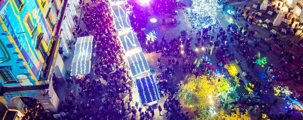 Balocchi, luci spente per solidarietà dopo l'attentato ai mercatini di Strasburgo