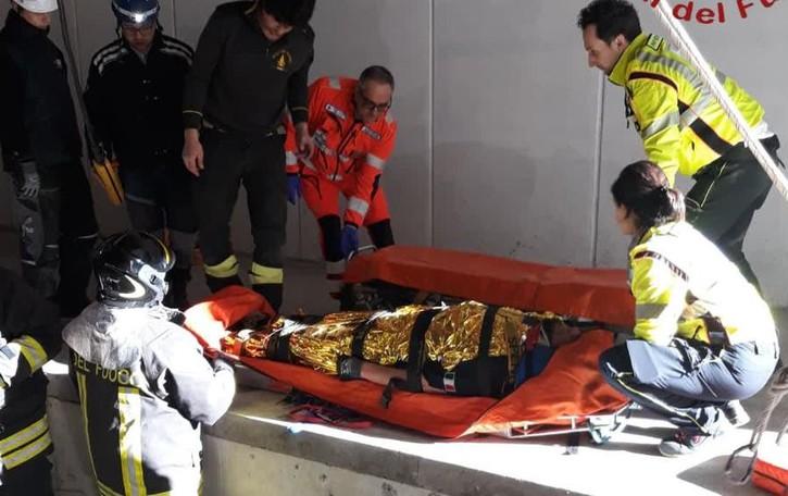 Cavargna, tragedia alla centrale   Morto l'operaio precipitato