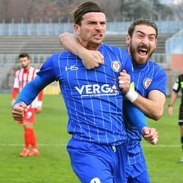 Dell'Agnello e Gentile in gol  Como batte la Virtus Bergamo