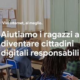 L'educazione civica digitale arriva nelle nostre scuole