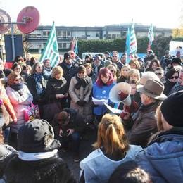 Canepa, lo sciopero  per salvare l'azienda  «No allo spezzatino»