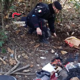 Il take away della droga  Due arresti a Gironico