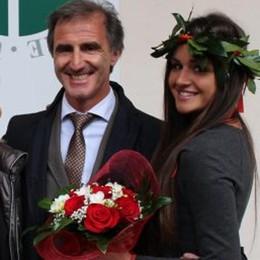 Papà Angelinetta:   «Vi racconto la lotta   della mia Angelica»
