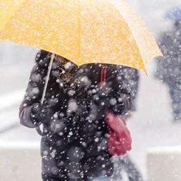 Como, dopo il freddo  un Natale con la neve?