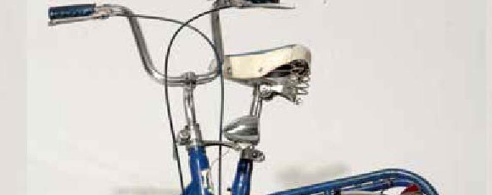 Mariano, Graziella in mostra  Un tesoro di bici tutto da riscoprire