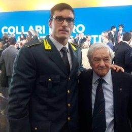 Molinari e Mondelli nell'Olimpo Il Collare d'oro del Coni è loro