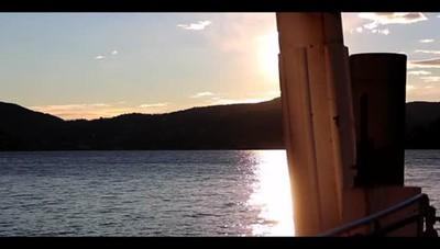 Lake Como Christmas Light, il video