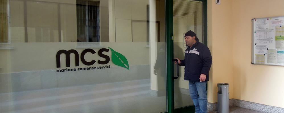 Mcs chiude, in bilico i sei dipendenti  Bufera a Mariano: «Un errore grave»