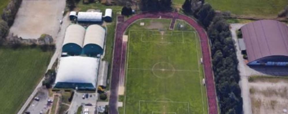 Centro sportivo,  soldi a Casnate  È corsa contro il tempo per il progetto