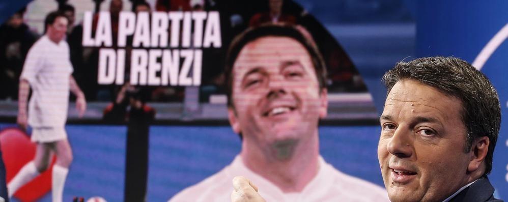 Comunque vada,   Renzi rimane decisivo
