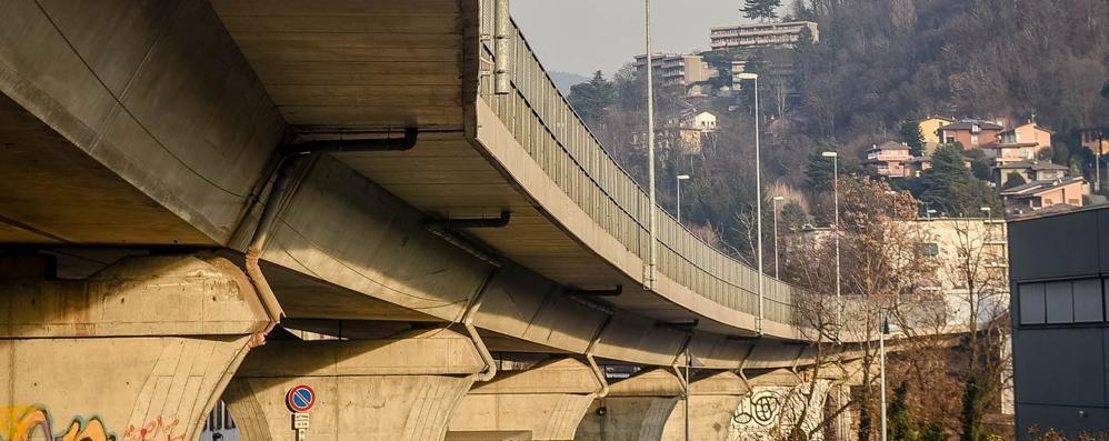 Viadotto, non solo disagi e polemiche  Due milioni per la messa in sicurezza