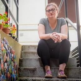 Anna, storia di una rinascita «Ora aiuto altri a guarire»
