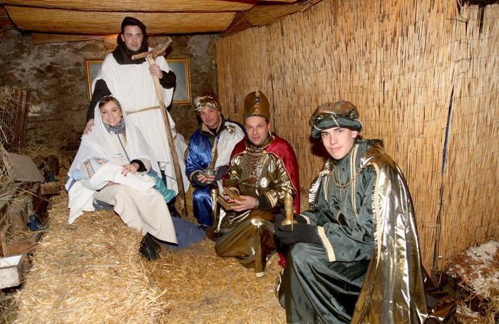 I Re Magi sono già arrivati nella frazione di San Bartolomeo