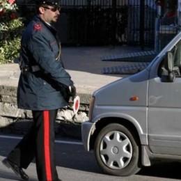 Sorico, arrestato per spaccio  In manette uomo di 58 anni