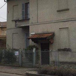 Olgiate, casa in vendita occupata abusivamente