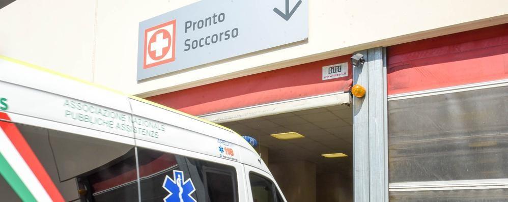 Pensionato investito a San Fermo  Ricoverato in condizioni serie