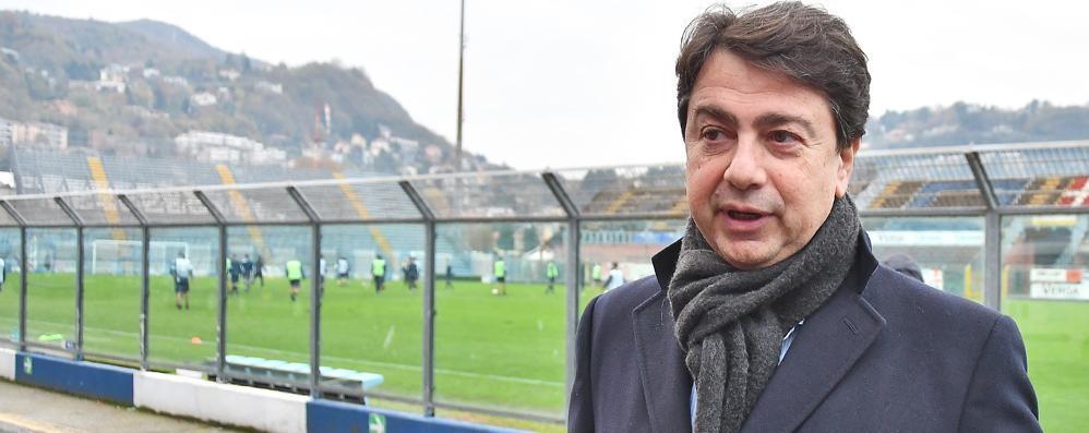 Nicastro: «Vendere il Como In queste condizioni è necessario»