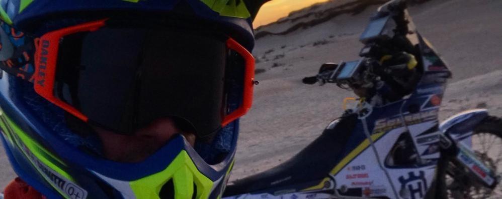 Cerutti, sfida italiana alla Dakar «Felice di correre per Solaris»
