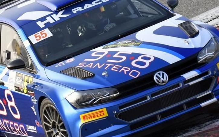 Partito il Rally di Monza  Rossi davanti, bene Gilardoni