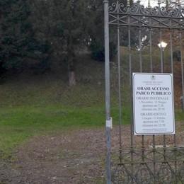 Cantù, operazione parchi sicuri  Adesso tocca a Villa Argenti