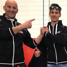 Team Motocorsa a tre punte  C'è anche l'esperto Perotti