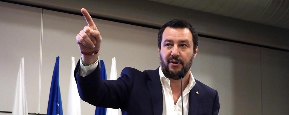 Salvini, paura su voto Italia? Ue è come il Titanic