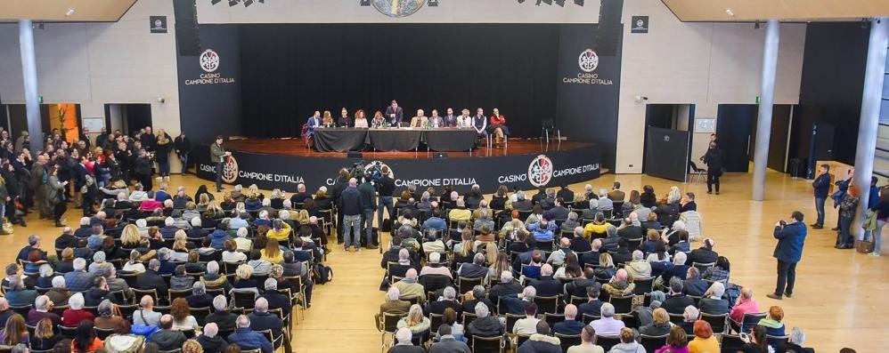 Roma paga gli stipendi di Campione  «Boccata d'ossigeno, ma servono tagli»