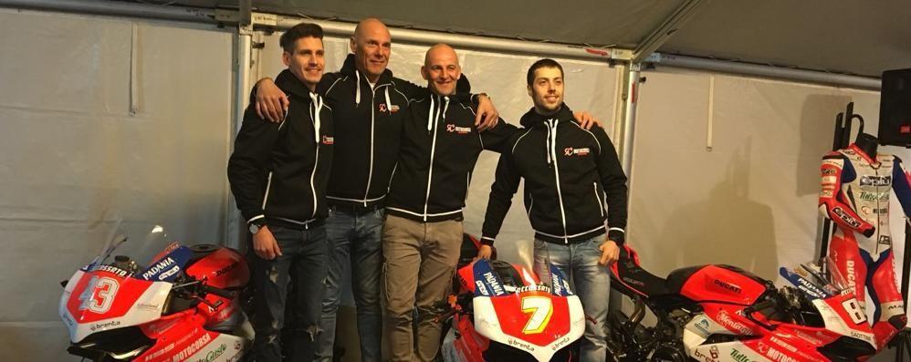 Motocorsa, sorpresa 2018  Vuol debuttare nel mondiale