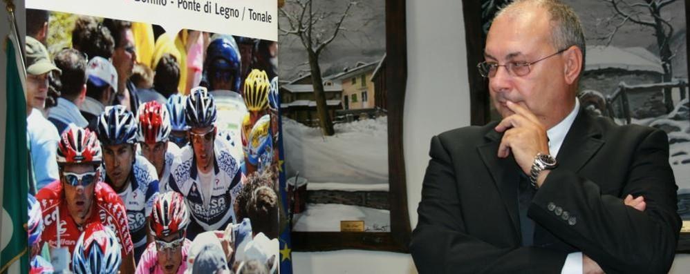 Dal Giro d'Italia alla pallacanestro C'è l'accordo Zomegnan-Cantù