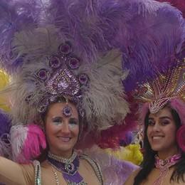 Carnevale di Cantù  Lo spettacolo in un video