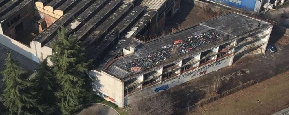 Scoperto a Milano  maxi deposito di bici rubate