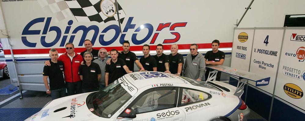 Il Team Ebimotors  compie vent'anni