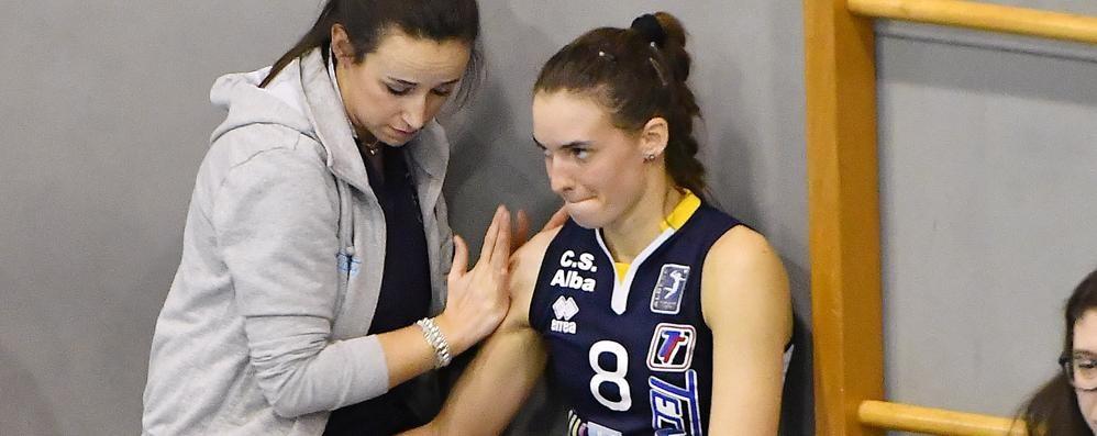 Volley Albese in Sardegna  Basta con i tie break fatali