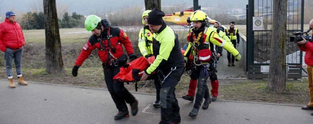 Travolti dalla valanga sulla Grignetta «Erano alpinisti esperti»