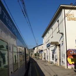 Colpo in stazione a Cantù Asnago  Rubata la borsetta a una ragazza