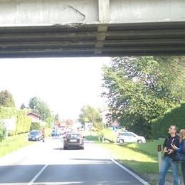 Lurate, il ponte è sicuro  Oggi si riapre dopo 4 mesi