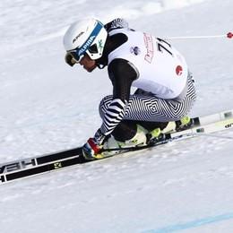 Mondiale SuperG juniores  Molteni frena a Davos