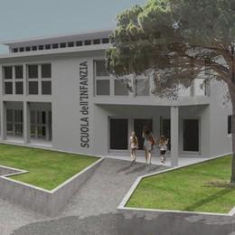 San Fermo, un milione per l'asilo  «Non ristrutturatelo, meglio nuovo»