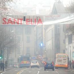 Smog Como, aria inquinata  un giorno su tre