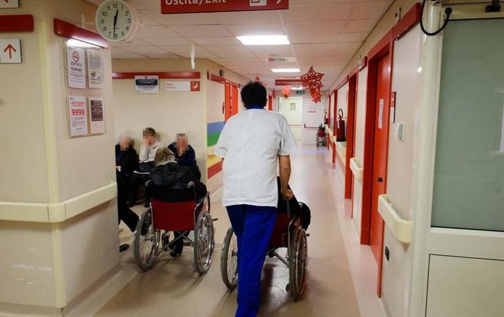 Domani sciopero nella sanità  «Possibili disagi nei servizi»
