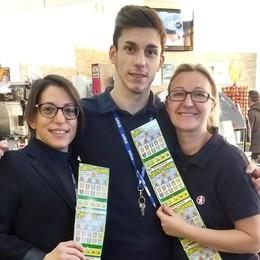 """Supervincita a Nibionno   Con un """"Gratta e vinci""""   un milione e 840 mila euro"""