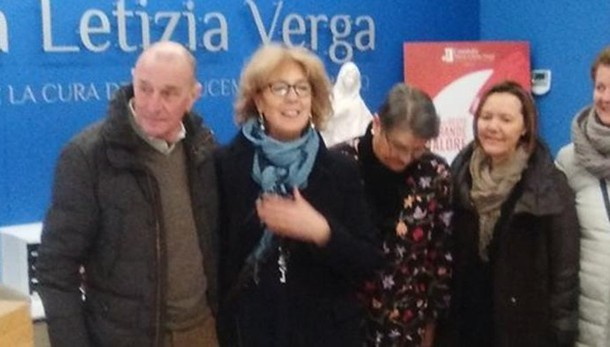 In visita al centro Maria Verga  dove si salvano i bambini