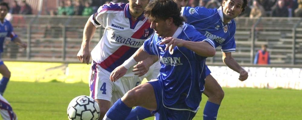 Cinque gol al Sinigaglia  L'ultima fu in serie A