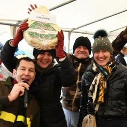La camminata del pompiere  A Lomazzo 1200 partecipanti