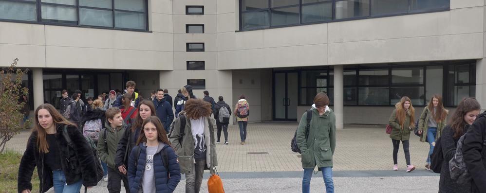 Erba, il liceo piace  Iscritti in aumento