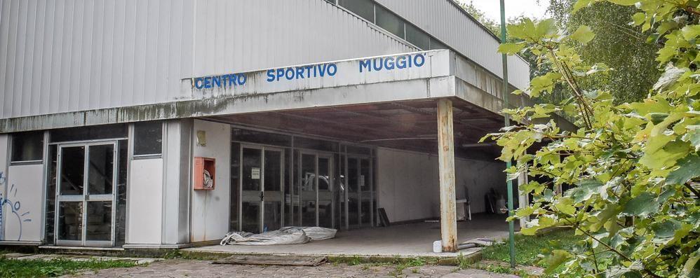Nuovo palazzetto di Muggiò  L'assessore: «Diamoci una  mossa»