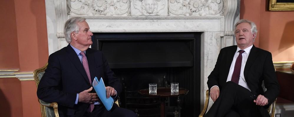 Brexit: Barnier, forti divergenze con Gb su transizione