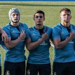 L'orgoglio del Rugby Como  «Due in Nazionale: che premio»